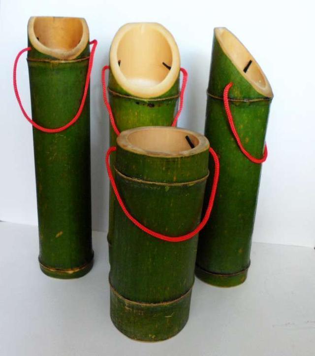 竹筒酒的酒是怎麼裝進去的?