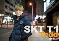 SKT新AD選手Teddy專訪,自稱是Faker的鐵桿粉絲,加入SKT是為了追星,你怎麼看?
