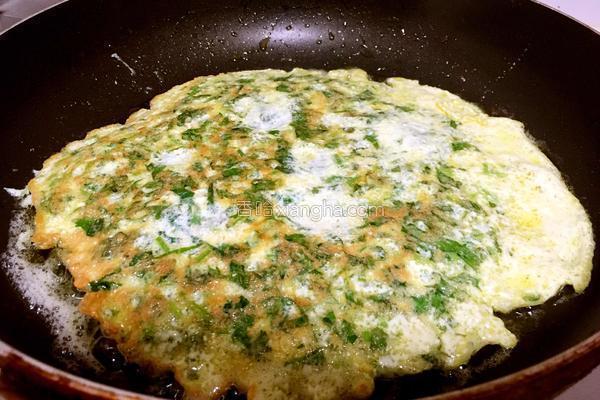 益母草煎蛋