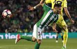 足球——西甲聯賽:比利亞雷亞爾勝皇家貝蒂斯