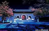 河北張家口:水母宮之紅外攝影感受不一樣的色彩 謝有福 攝影