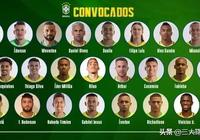 內馬爾因傷缺陣,小熊維尼休斯值得期待,巴西隊熱身賽大名單解析