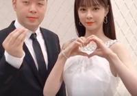 沈夢辰晒出婚紗照,和杜海濤選婚紗好事將近?
