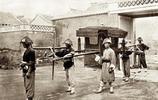 清朝老照片:習武之人手拿屠龍寶刀,圖6霍元甲真實長相