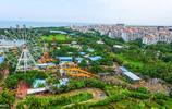白沙門公園的建設十分親民,是一個以休閒為主題的海濱公園