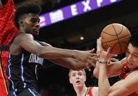 NBA綜述:書豪12+4老鷹負魔術 巴格利32分國王射日