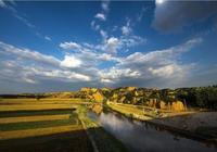 美麗稷山汾河
