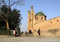 庫車大寺——新疆第二大寺