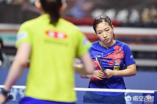 韓乒賽女單,劉詩雯一度拒絕場外指導馬琳的技術暫停,這是怎麼回事?為何會這樣?