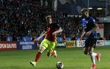 足球——世界盃預選賽:比利時勝愛沙尼亞