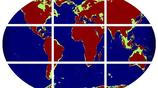 4張圖告訴你:海平面下降500米、1000米、2000米的世界將會是怎樣