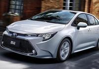 路咖與車:豪華版車型最具性價比 全新雷凌車款分析