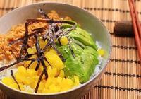 牛油果拌飯-迷迭香