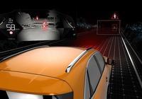 配備夜視系統,這款合資中型車售價20萬出頭,內飾如同戰鬥機艙
