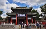 古史傳說中的第一代帝王,伏義廟太昊宮遊覽