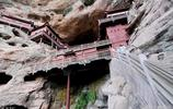 中國兩大懸空寺,一個在北,一個在南,距今已有近千年