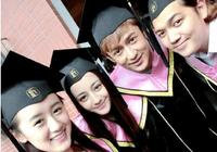 女星畢業照大起底,趙薇看上去太成熟,鄭爽和景甜居然同班