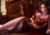 秦時明月第一美女,身世淒涼,結局卻是無比的悽慘