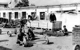 1958年,山西太行山裡的盂縣,在26天內就修建了一條小鐵路