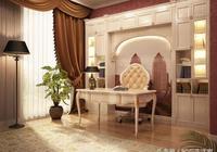 空間設計—書房—歐式書房
