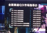 起售價27.18萬 上海車展全新一代Q3上市 看來寶馬X1買對了