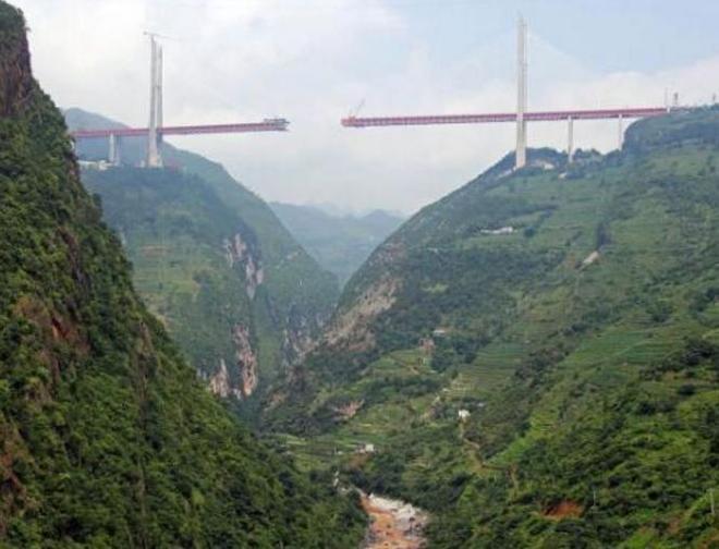 實拍:讓國人最為驕傲的中國建築,突破了眾多老外的不可能