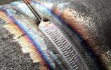 """傳說中的""""魚鱗焊""""太神奇了,這得什麼級別的師傅才能焊出來?"""