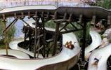 實拍已荒廢18年的迪士尼樂園,如今只剩荒蕪,關閉原因至今不明