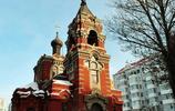 哈爾濱聖阿列克謝耶夫教堂一遊