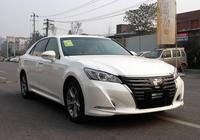 原價25.08,現南京地區已跌至22.58萬,這款豐田的豪車你會買嗎?