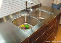 越來越多人廚房檯面不用大理石了,現在流行用這種材質!太實用了
