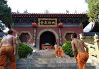 河南一座漢代寺廟,地下挖出唐代肉身佛,引大批日本人蔘拜