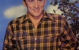 老照片:好萊塢傳奇影星柯克·道格拉斯
