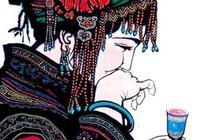 """""""蒙品1選""""蒙古族傳統文化——科爾沁版畫"""