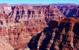 地質分層:科羅拉多大峽谷