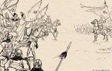 三國210:大將紀靈的實力到底如何?他在張飛面前走不上十個回合