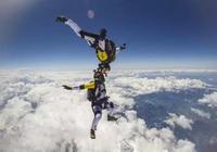 儋州首個高空跳傘項目開放 將提升當地旅遊品質和形象