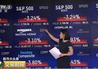 被嚇壞的華爾街:美股暴跌 美債收益率11年來首現倒掛