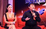 39歲劉大成全家近照,變化太大一點也不像農民,老婆時尚氣質好