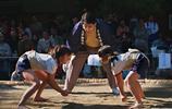 日本女子相撲轉型,其實相撲起源於中國