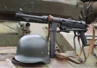 MP40衝鋒槍,二戰中產量超過100萬,但也只有德軍的老兵才能使用