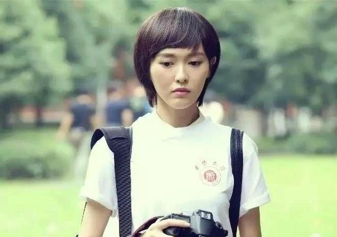 誰是你心中的最美校服女神?陳妍希甜美鄭爽清純