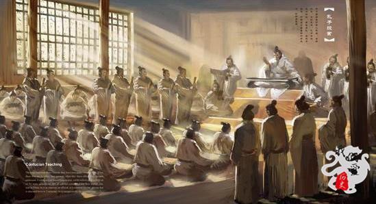 教師節:培養出貞觀之治治國團隊的,竟是一個隋朝山村窮教師?