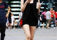 夏季如何穿出時尚Feel,一系列街頭潮女穿搭,學下來秀出你的風格