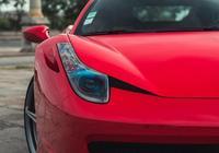 法拉利Ferrari 458,大街上你能見到最多的法拉利