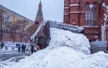 莫斯科大雪