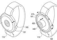疑似三星Gear S4專利曝光 竟內置變焦鏡頭