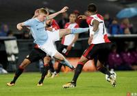 歐冠小組賽 費耶諾德完敗曼城 遭遇慘案
