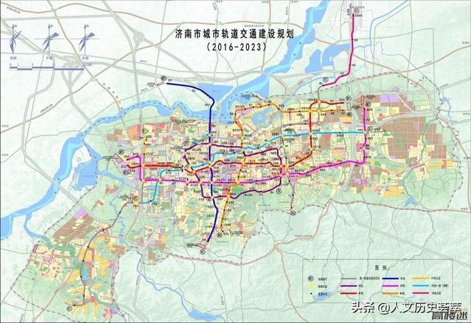 收圖了!最全山東省各市軌道交通規劃圖,有你的家鄉嗎?(多圖)