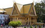 風景圖集:柬埔寨金邊皇宮風景